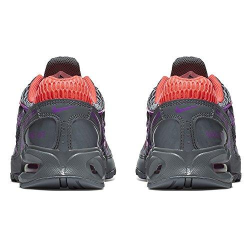 Torcia Air Max Nike Air Max 4 Scarpa Da Corsa Cool Grigio / Iper Violetto-iper Punch