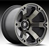 Fuel Offroad D564 Beast 20x10 6x139.7 -18mm Black/Machined Wheel Rim