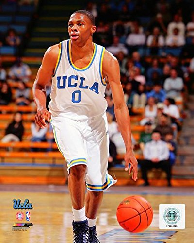 size 40 a9f89 67a5d Amazon.com: Russell Westbrook UCLA Bruins 2006 Action Photo ...