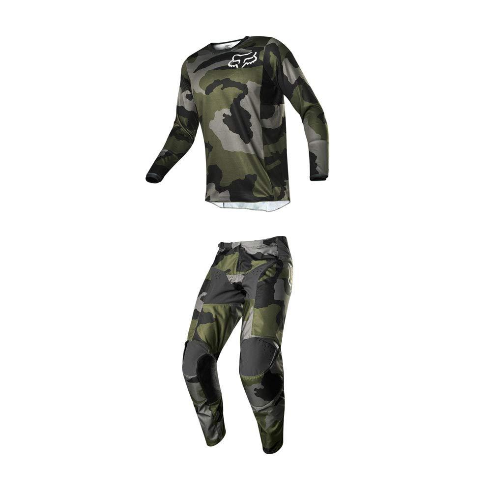 Fox Racing Youth 180 Przm Jersey/Pants Set (M/26) by Fox Racing