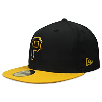 c1a5ce9cfaa Pittsburgh Pirates New Era 2018 On-Field Prolight Batting Practice 59FIFTY  Fitted Hat – Black
