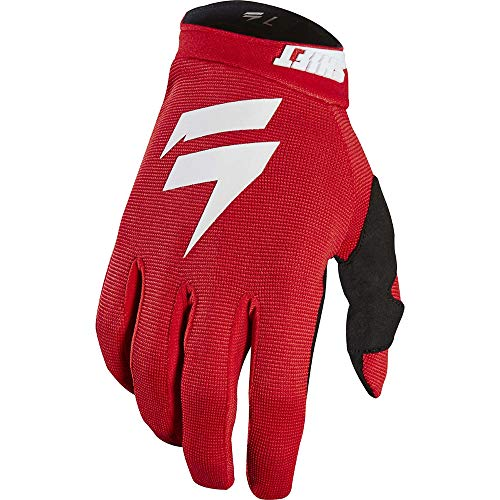(2019 Shift White Label Air Gloves-Red-S)