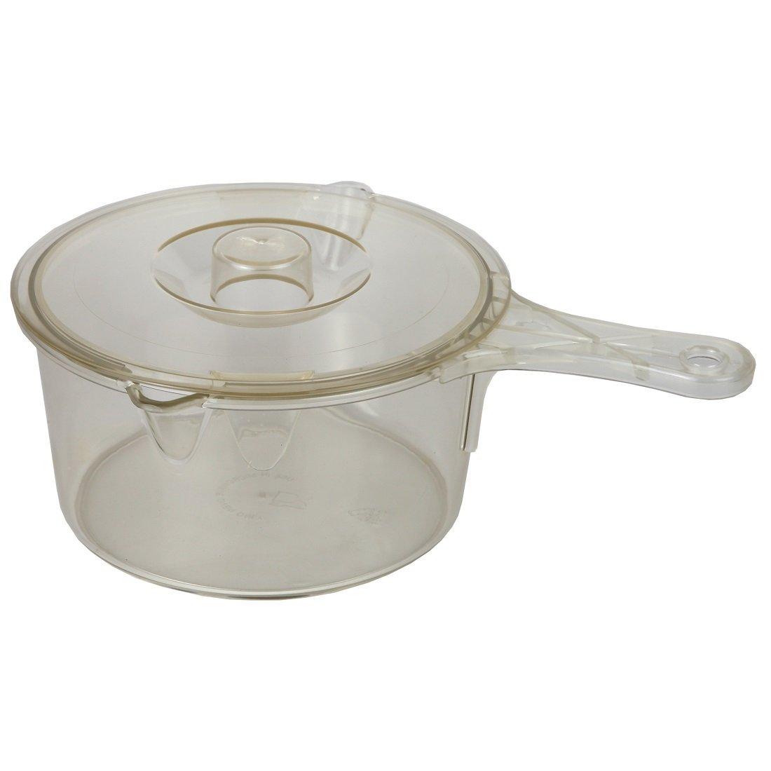 Home-X Microwave Sauce Pan with Lid