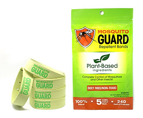 Mosquito Guard Repellent Citronella Lemongrass