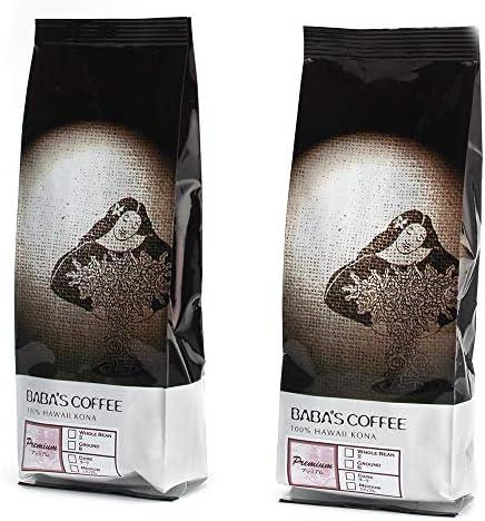 100% ハワイコナコーヒー プレミアムレギュラー 2袋