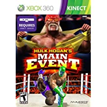 Hulk Hogan's Main Event / Game - Xbox 360