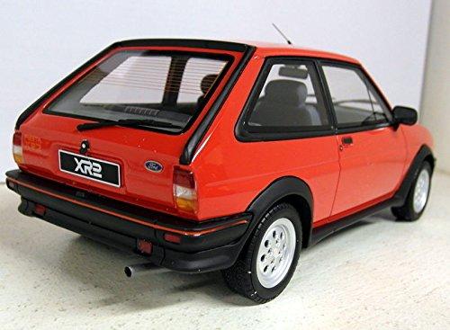 Otto 1/18 Scale Resin Model OT653 - Ford Fiesta XR2 Mk2 - Red: Ottomobile: Amazon.es: Juguetes y juegos