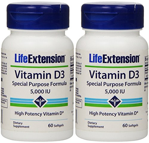 Life Extension Vitamin 5000 softgels product image