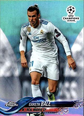 size 40 73487 b47d9 Amazon.com: 2018 Topps Chrome UEFA Champions League ...