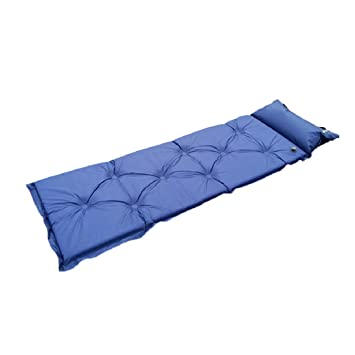 Dontdo Rollo autoinflable Camping Cama Hinchable Dormir ...