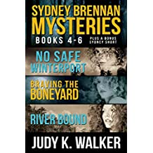 The Sydney Brennan Mystery Series: Books 4-6 (Sydney Brennan Mysteries Box Set Book 2)
