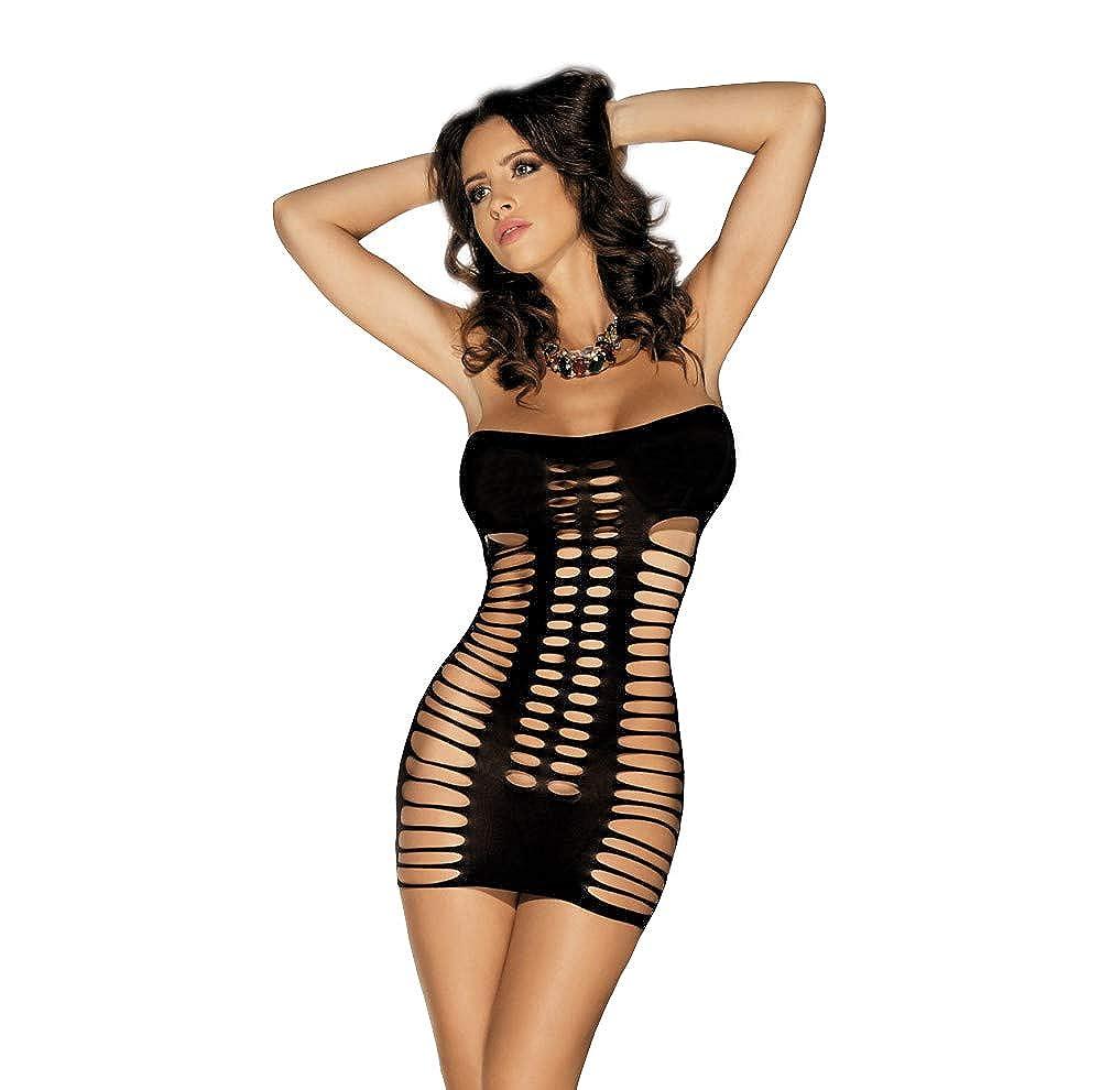 d3c3881802 Top13  Women Spicy Lingerie Body Fishnet Mini Dress Bodystocking One Size