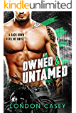 OWNED & UNTAMED (A Back Down Devil MC Romance Novel)