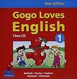Gogo Loves English (2E) Level 1 Class CD