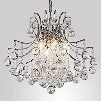LightInTheBox Modern Contemporary Crystal Chandelier with