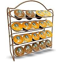 Suporte Organizador Porta 40 Cápsulas de Café Dolce Gusto (Cobre)