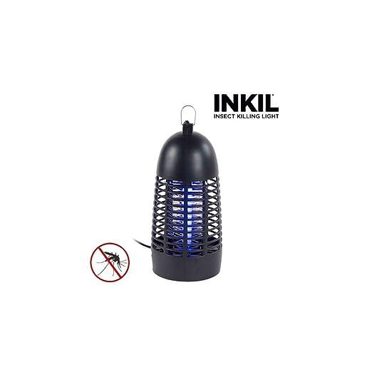 5 opinioni per Inkil IG104223 Lampada anti-zanzare elettrica, a luce UVA, fulmina gli insetti,
