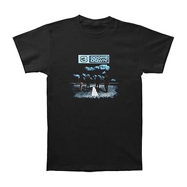 3 Doors Down Menu0027s Arrow 04 Tour T-shirt XX-Large Black  sc 1 st  Amazon.com & Amazon.com: 3 Doors Down Menu0027s Arrow 04 Tour T-shirt XX-Large ... pezcame.com