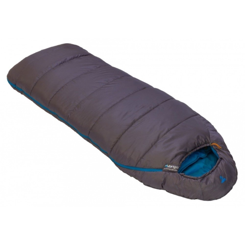 Vango LATITUDE 300 QUAD SLEEPING BAG (IMPERIAL Blau)
