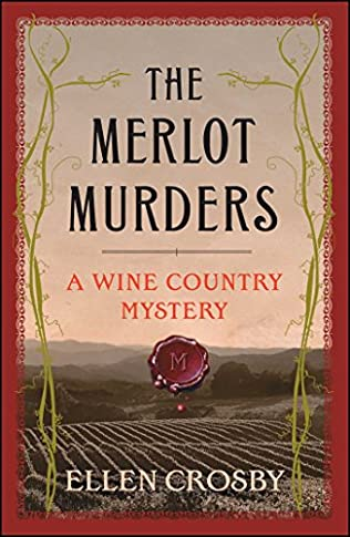 book cover of The Merlot Murders