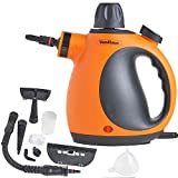 VonHaus Handheld Steam Cleaner - Multi-Purpose with Attachments