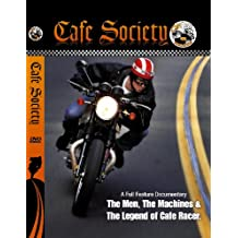 """Cafe Society"" Cafe Racer Documentary Film"