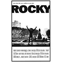Rocky Fridge Magnet Sylvester Stallone Classic Movie Poster Canvas Print 2.5 x 3.5