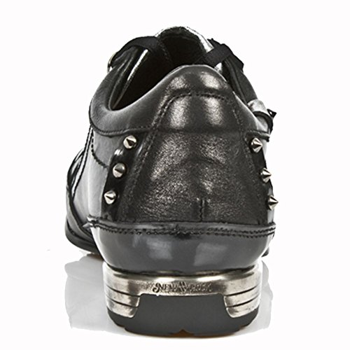 S5 M Rock Leather Men New Snob Hell Sales 8426 Black XwtxU