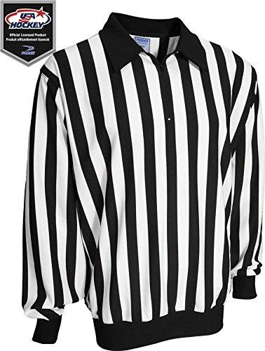 Force Pro Linesman Jersey [MENS] (Hockey Jersey Pro Referee)