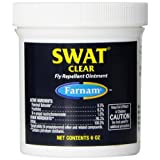 Farnam Home and Garden 12302 Swat Fly Repellent Ointment for Wounds and Sores, 6-Ounce