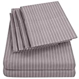 Sweet Home Collection 6 Piece Bed Sheets 1500