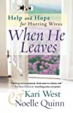 51ulB8Px5TL. SL160  When He Leaves: Help and Hope for Hurting Wives