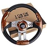 10L0L Golf Cart Steering Wheel