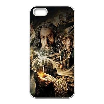 Ha48 Wallpaper Desolación De Smaug Hobbit Cine Cara Iphone 4