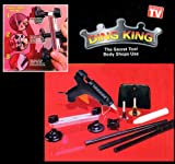 Ding King Car Dent Repair Kit (596) Dent Repair Tool, no more costly dent repairs.