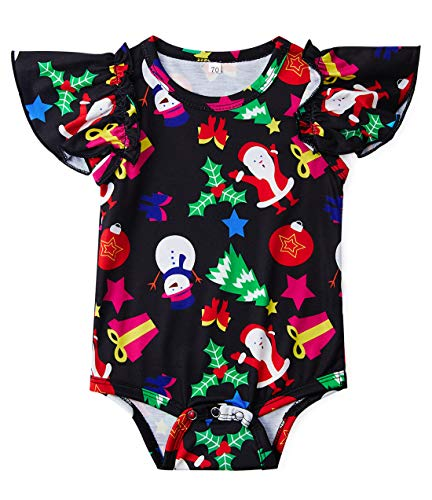 Baby Christmas Vacation Onesie