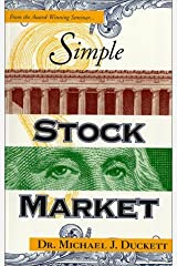 Simple Stock Market by Dr. Michael J. Duckett (1999-09-01) Paperback