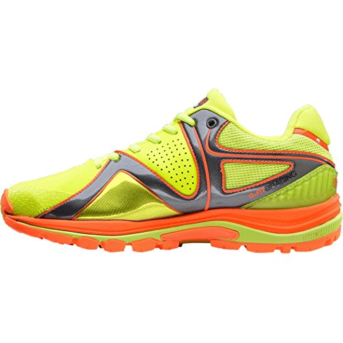 GRAYS G11000 Chaussures de hockey, Citron Vert/Orange, 44.5