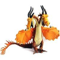 Odxlzc Koop nu: How to Train Dragon 3 40 cm dikke Zippleback pluche pop pluche pop