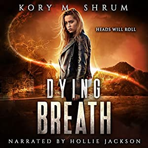 Dying Breath Audiobook