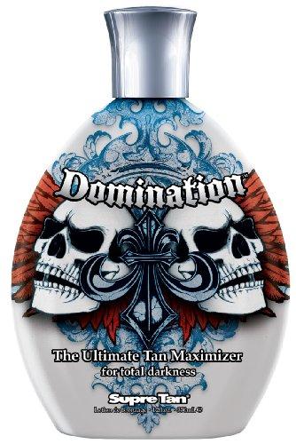 Supre Domination Dark Maximizer Tanning Lotion 12 fl. oz.