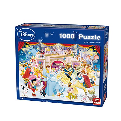king disney holiday on ice jigsaw puzzle 1000 pieces buy online