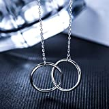 Chiclove Soul Sisters Necklace - Sterling Silver