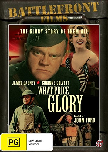 What Price Glory | John Ford's | NON-USA Format | PAL | Region 4 Import - - Australia Ford Prices