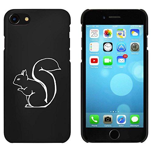 Noir 'Écureuil' étui / housse pour iPhone 7 (MC00066315)
