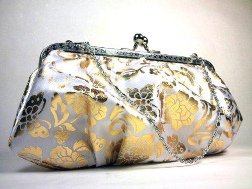 handbag-purse-floral-gold-handbag-by-wisegloves-clutch-purse-tote-bag