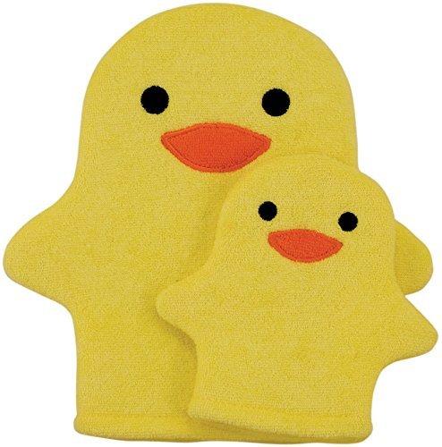 (Rich Frog Mom & Mini Wash Mitt - Duck by Rich Frog)