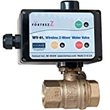 Wireless Z-Wave Water Valve 1'' ; Cert ID: ZC08-13040028