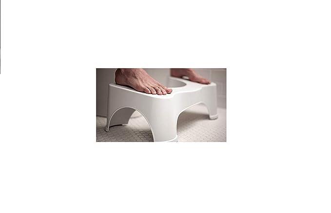 Sgabello fisiologico per wc raccomandato dai medici eglemtek