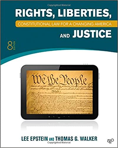 Constitutional law rights liberties and justice 8th edition constitutional law rights liberties and justice 8th edition constitutional law for a changing america 8th edition fandeluxe Image collections